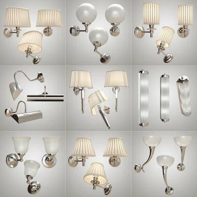 壁灯, 现代