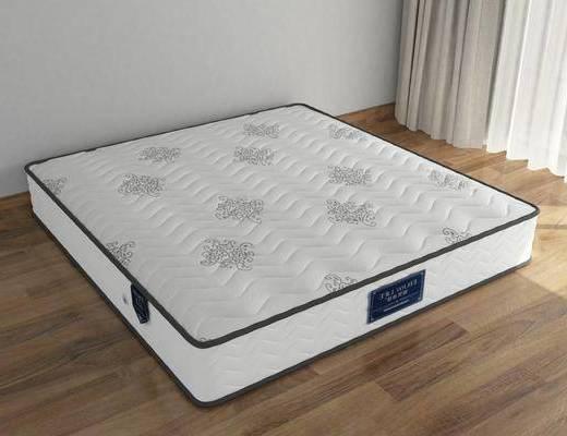 床具, 床垫, 现代床垫, 席梦思, 现代