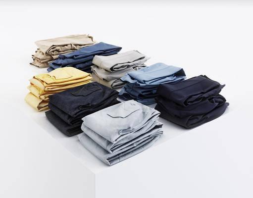 服装, 裤子, 现代