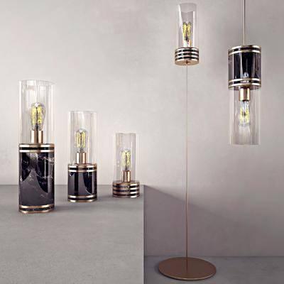 装饰灯具, 现代