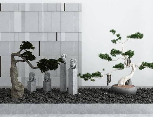新中式盆景, 盆景, 园艺