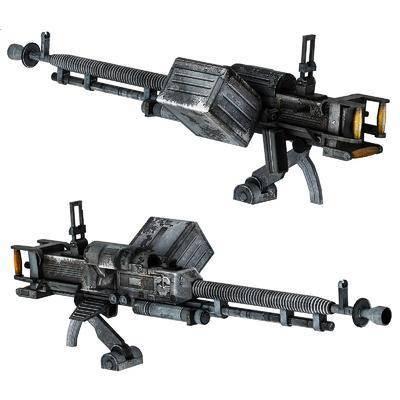 重机枪, 玩具