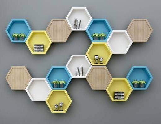 挂件, 置物架, 墙饰, 现代置物架, 现代, 双十一, 摆件, 装饰品