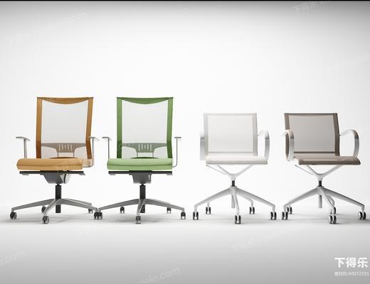电脑椅, 办公椅, 椅子