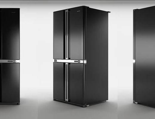 冰箱, 电器, 冰柜