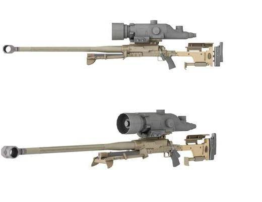 现代玩具枪, 狙击枪