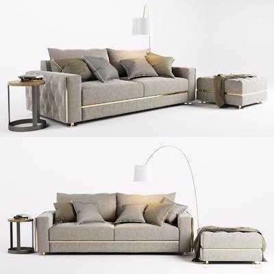 現代沙發, 布藝沙發, 轉角沙發, 沙發組合