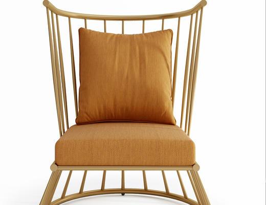 休闲椅, 现代