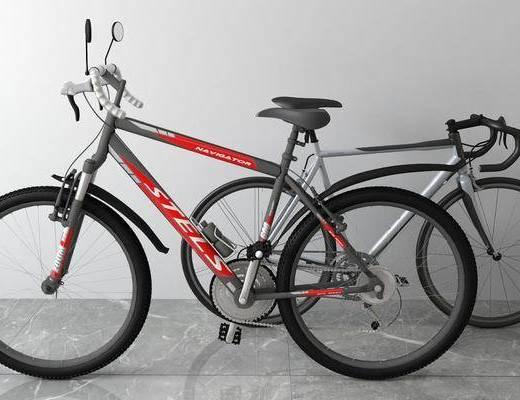交通工具, 自行车