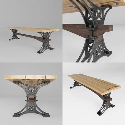 长凳, 凳子, 现代凳子