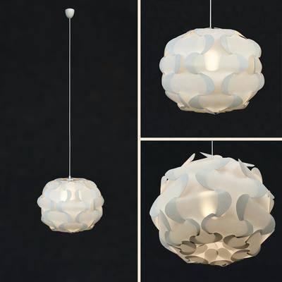 现代吊灯, 吊灯, 装饰灯, 现代