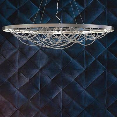 现代, 铁艺吊灯, 水晶吊灯, 艺术吊灯, 金属吊灯, 现代吊灯