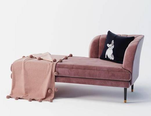 贵妃椅, 休闲沙发, 单人椅