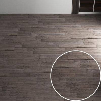 木纹, 木地板