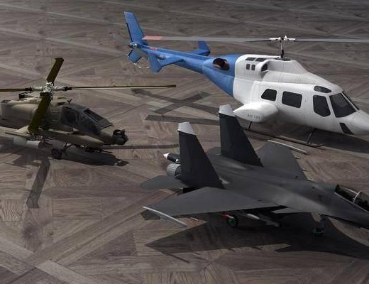 飞机玩具, 玩具组合, 现代