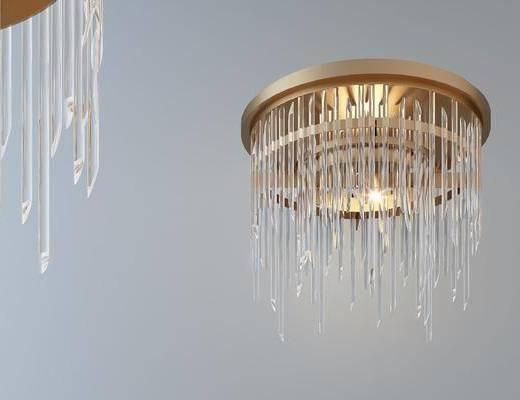 吊燈, 燈具組合, 吊燈組合, 水晶燈