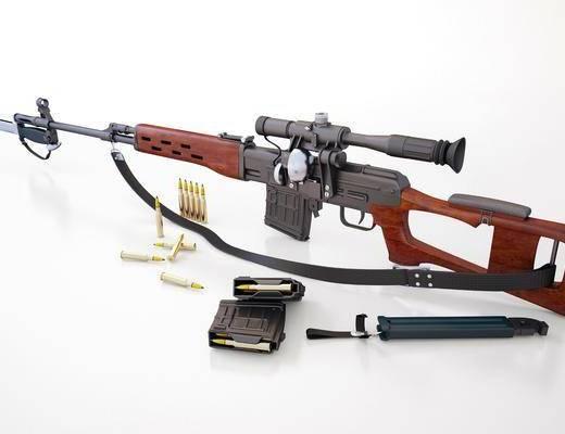 现代, 玩具枪, 枪械