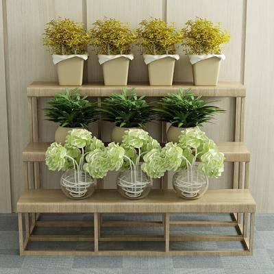 花瓶花卉, 现代花瓶花卉, 现代