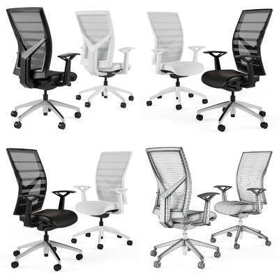 办公椅, 休闲椅, 转椅, 单椅
