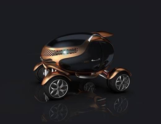 机动车, 概念车, 现代机动车