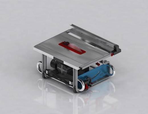 切割机, 工业设备, 机器