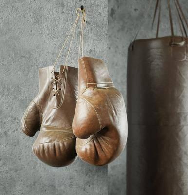 手套, 拳击手套