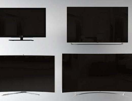 电视机, 液晶电视, 现代电视