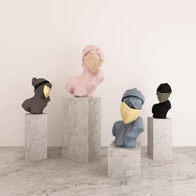 装饰品, 雕塑, 雕刻, 工艺品