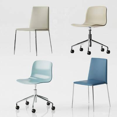 现代办公椅, 现代办公家具, 现代办公椅子