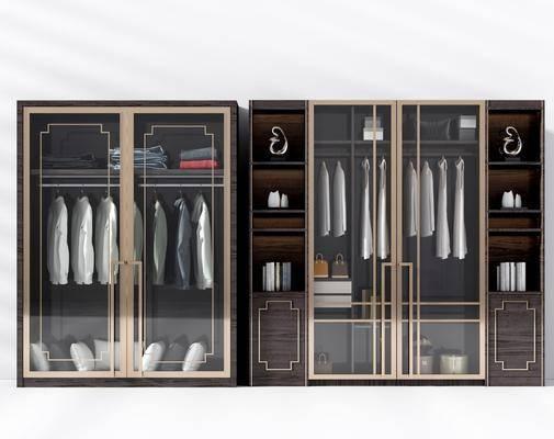 新中式衣柜, 衣柜