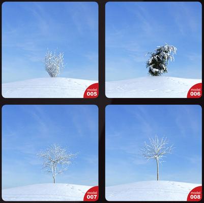 树, 植物, Evermotion, Archmodels, EV