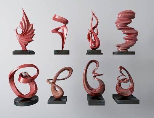 工艺品, 雕塑, 雕刻