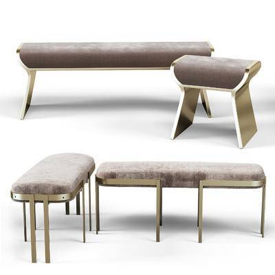 沙發腳踏, 沙發凳, 休閑沙發