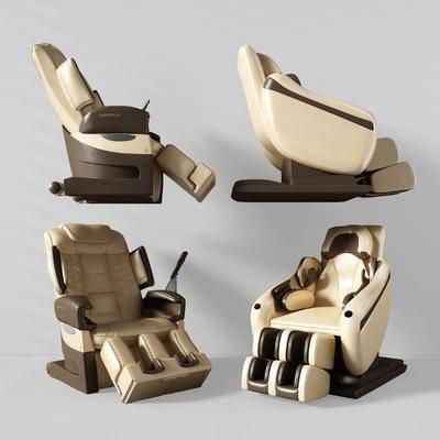 现代, 按摩椅, 椅子