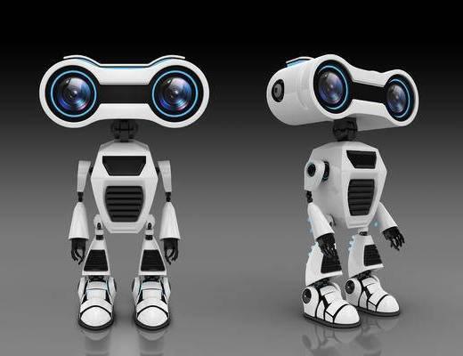 机器人, 科技