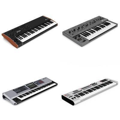 电子琴, 乐器