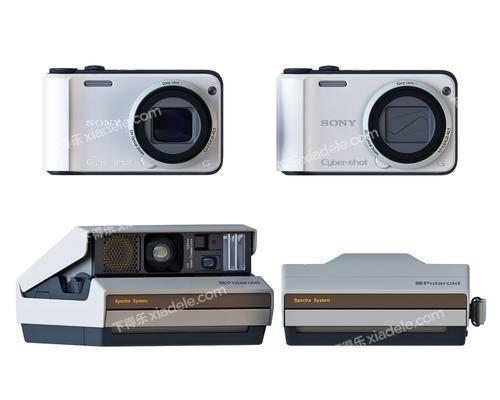 相机组合, 电子产品
