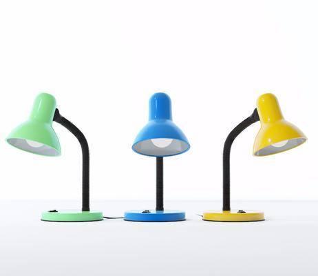 台灯, 现代台灯, 现代