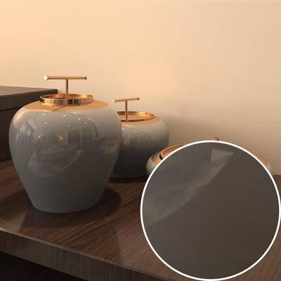 高光陶瓷, 陶瓷