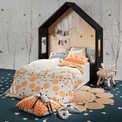 北欧, 儿童床, 儿童玩具
