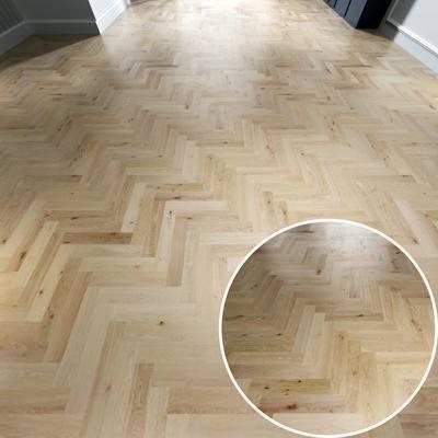 人字拼木地板, 地板, 木板