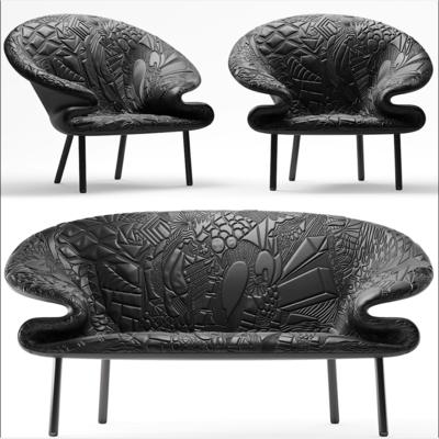 現代, 現代沙發, 沙發, 單人沙發, 椅子