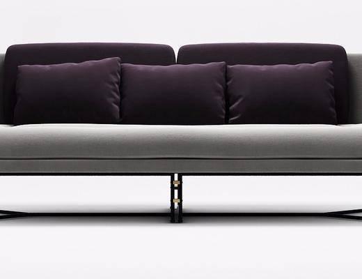 多人沙發, 現代沙發, 沙發