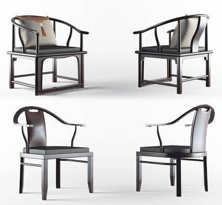 单椅, 椅子, 中式椅子
