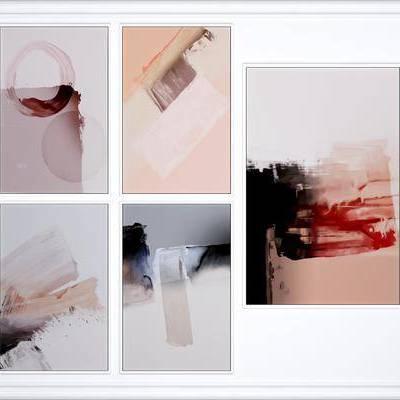 装饰画, 现代装饰画, 挂画, 现代