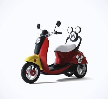 现代, 电动车, 玩具