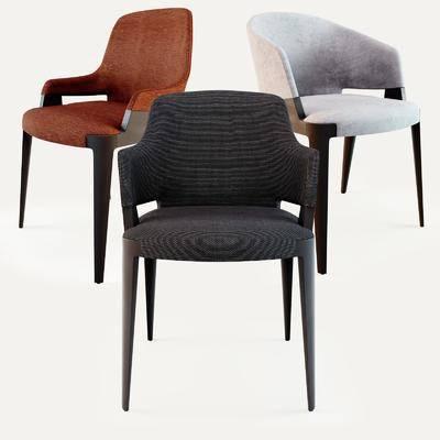 现代休闲单椅, 现代, 椅子, 单椅, 休闲椅