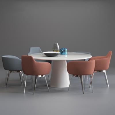 现代休闲桌椅, 现代, 圆桌, 椅子, 休闲椅