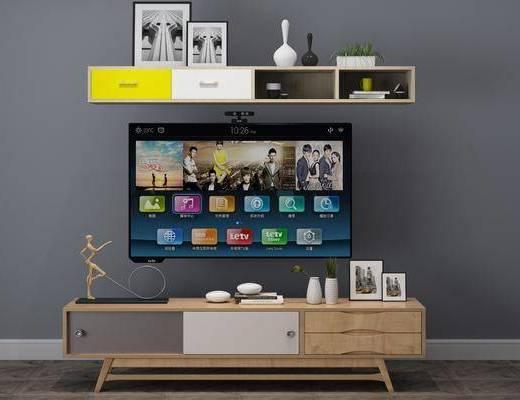 现代电视柜, 电视柜