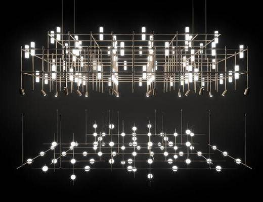 吊灯, 灯饰, 灯具